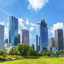 Houston area